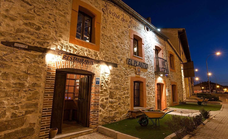 Restaurante El Plantío de Torrecaballeros
