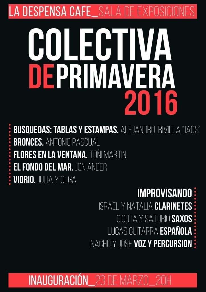 Colectiva de Primavera 2016