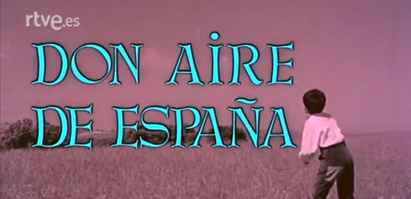 Don Aire De España